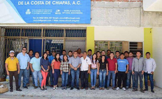 Los participantes del día domingo.