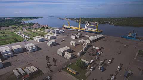 La ZEE de Puerto Chiapas, Polo de Desarrollo Industrial
