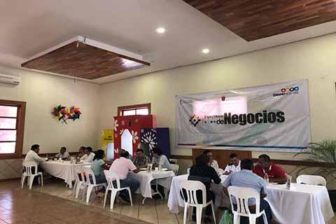 Exitoso Encuentro de Mesas de Negocios en Tapachula