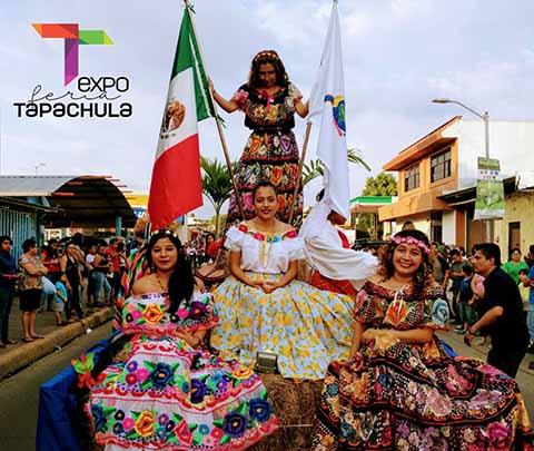 Hoy la Inauguración de la Expo Feria Tapachula 2018