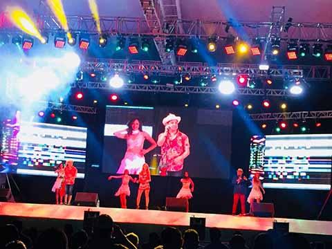 Instituciones Comerciales y de Salud Realizan Actividades en la Expo Feria Tapachula 2018