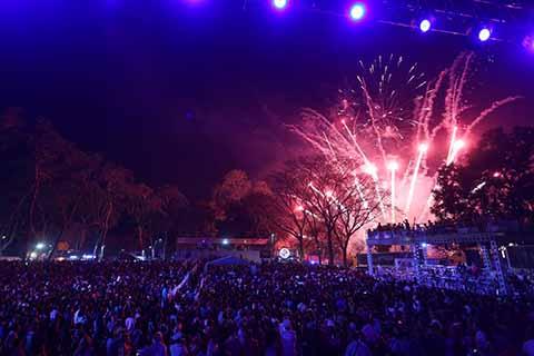 Un Éxito el Inicio de la Expo Feria Tapachula 2018
