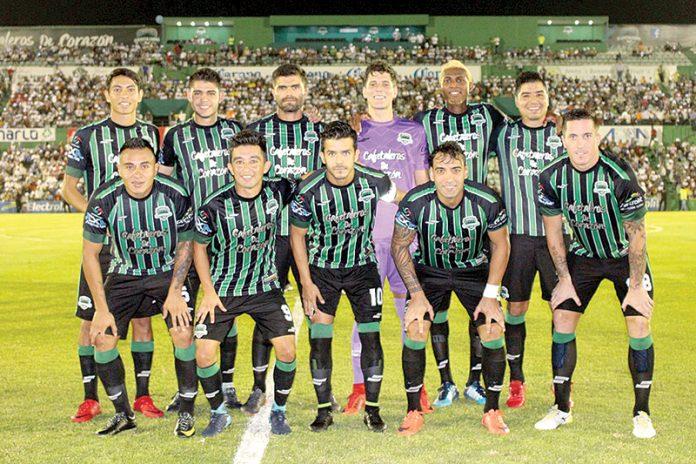 Cuartos de Final en Copa MX Cafetaleros Vs. Toluca
