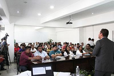 Capacita IEPC a Partidos e Independientes a unos Días del Registro de Candidaturas