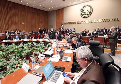 El INE Define Fechas, Temas y Sedes de Debates Presidenciales