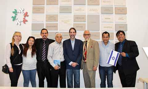 Chiapas Será Sede Internacional del 70 Aniversario de la Independencia de Israel