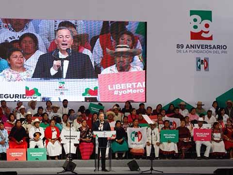 No Vamos a Permitir que Regrese un México de Caudillos ni de Mesías: Meade