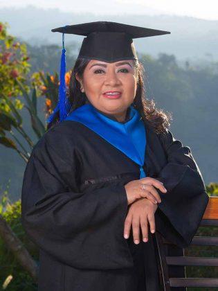 Miguelina Méndez Cruz, Maestría en Administración en Sistemas de Salud.