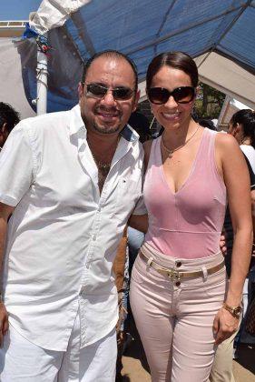 Juan Carlos Rosales & Nery Vargas de Rosales.
