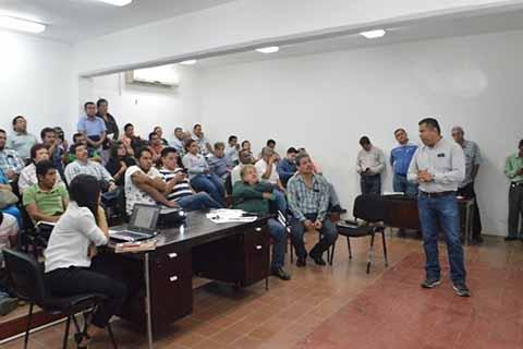 95% de las Organizaciones Cefetaleras Susceptibles a Apoyos de Sagarpa