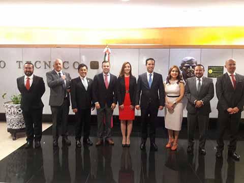 Arturo Pacheco Meza Nuevo Delegado del IMSS