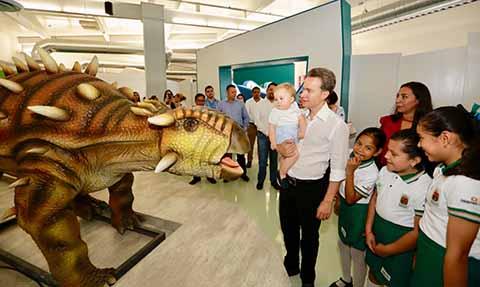 Listo el Museo del Niño, Único en su Tipo en Todo el Sureste Mexicano