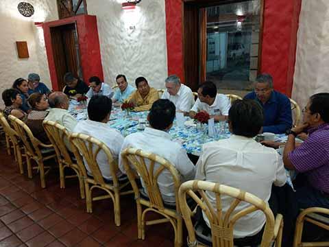 Respaldan Empresarios Acciones de Prevención y Seguridad en Tapachula