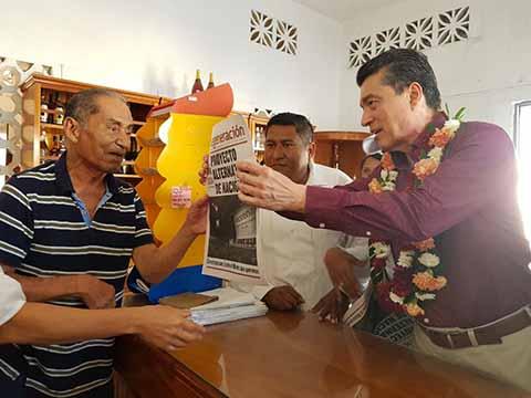 Chiapas Debe Tener un Trato Especial de la CFE: Rutilio