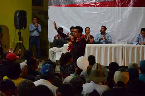 La Contribución de las Hidroeléctricas de Chiapas se Debe Hacer Valer: Rutilio Escandón Cadenas