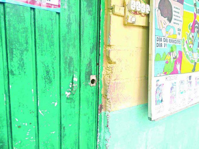 Amantes de lo Ajeno Robaron en Escuela Primaria
