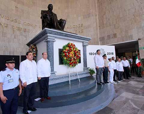 Un País de Leyes y de Libertades, Legado de Don Benito Juárez