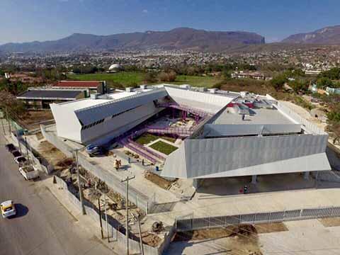 Destacan Internacionalmente Arquitectura del Museo del Niño: SOPyC