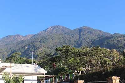 Autoridades de Protección Civil informaron que el fuego que se había suscitado en un sector del Volcán Tacaná, por lo que ahora será la CONANP y vigilantes comunitarios, quienes monitoreen el lugar para evitar que se reactive el incendio.