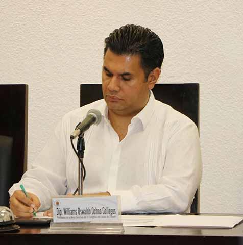 Aprueban Licencias a 13 Diputados Locales