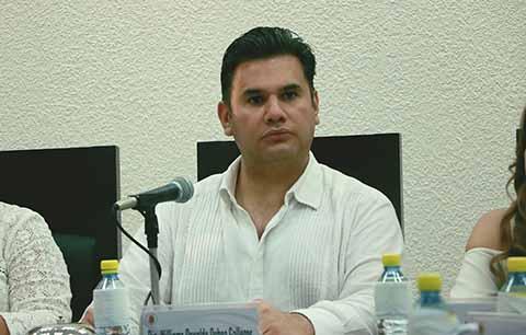 Todo Listo Para el V Informe del Gobernador Manuel Velasco