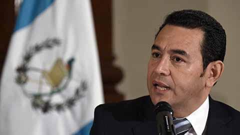 En Guatemala Retiran al Ejército de las Calles