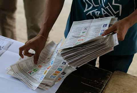 En Chiapas 3.4 Millones de Electores Listos Para Votar