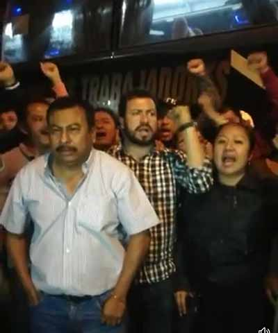 Al Liberar Gobierno de Veracruz a 37 Maestros, Suspenden Bloqueos en Estados del Sureste