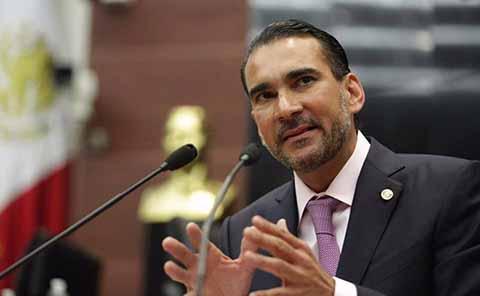 Renuncia Luis Armando Melgar al PVEM Se Declara Legislador Independiente