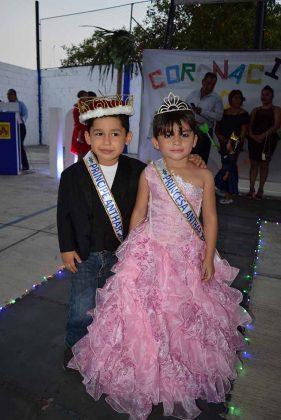 Damian Castillo & Barbara Pundt, príncipes de la Primavera Anthar 2018.
