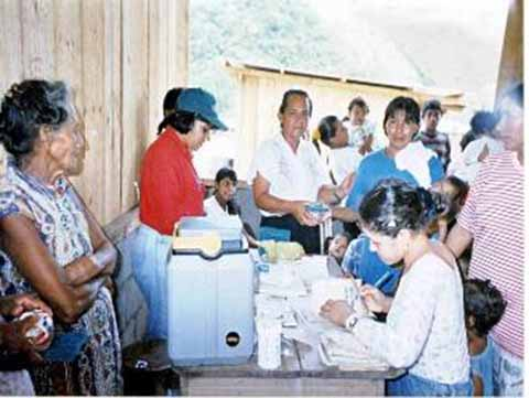Ayuntamiento de Tuxtla Reafirma su Compromiso con el Cuidado de la Salud Infantil