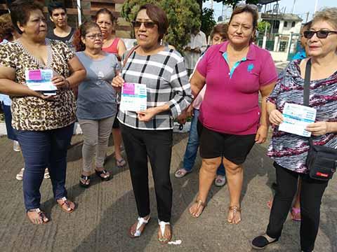 En La Antorcha va Desde Hace 9 Días no Reciben el Vital Líquido