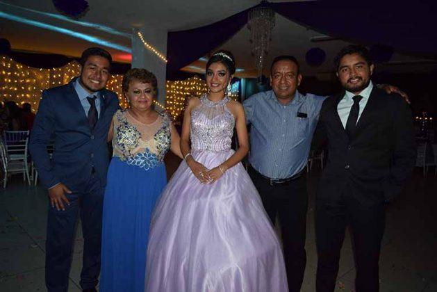 Familia Ozuna Meza.