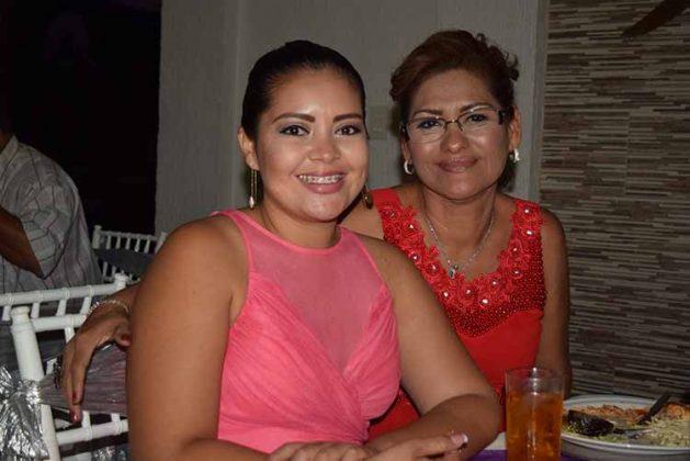 Norma Solórzano, Karen Argueta.