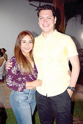 Greysi Juan, Romeo Ochoa.