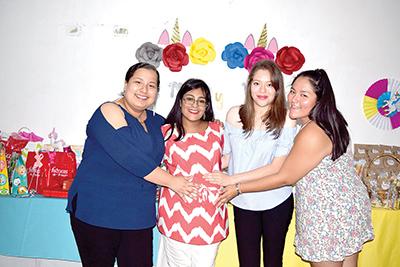 María López, Nayeli Sorcia, Daniela Ortiz, Sofía Juan.