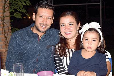 Familia Aguilar Cancino.