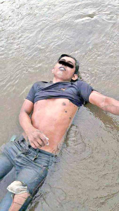 Localizan Cadáver a la Orilla del Río Suchiate