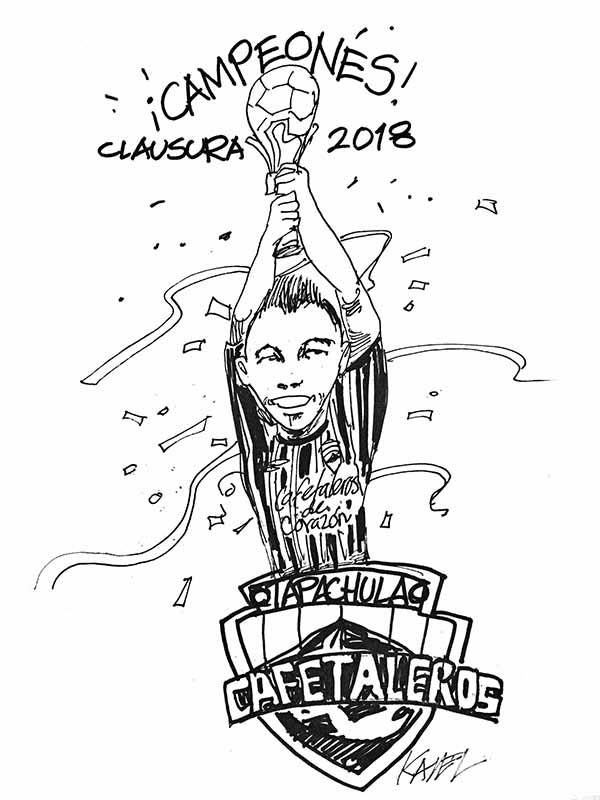 CAMPEONES CLAUSURA 2018