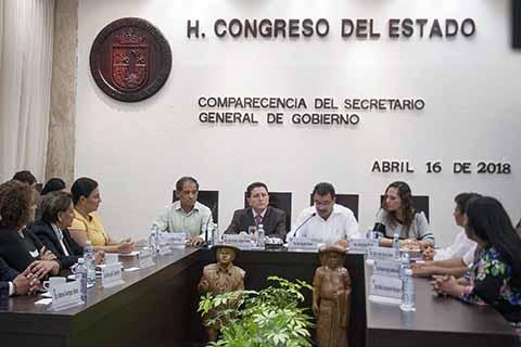 Avance Significativo la Eliminación del Fuero a Servidores Públicos y Presidente: Willy Ochoa