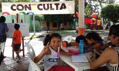 Talleres Refuerzan el Interés por la Cultura en Jóvenes: Coneculta