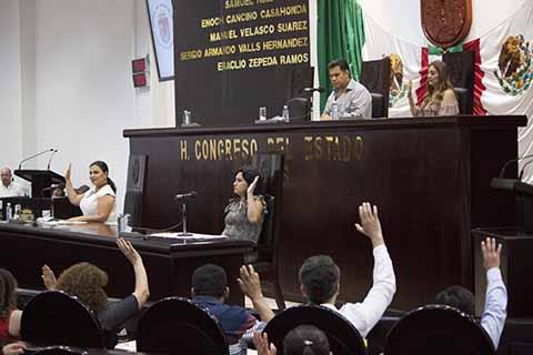 Exhortan a los Ayuntamientos Cumplir Entrega de la Cuenta Pública 2017