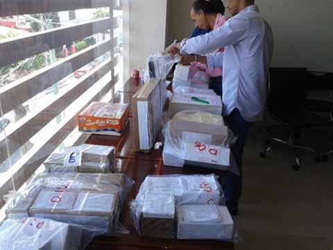 El INE puso a resguardo 4 mil 772 credenciales que fueron recogidas al cierre de la campaña de entrega.