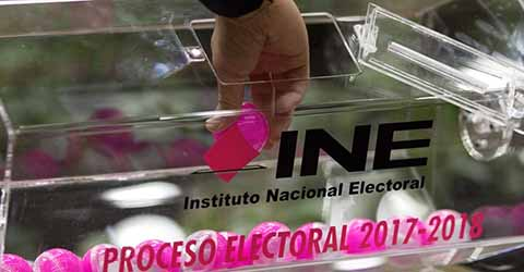 INE Define Formato del Primer Debate Presidencial