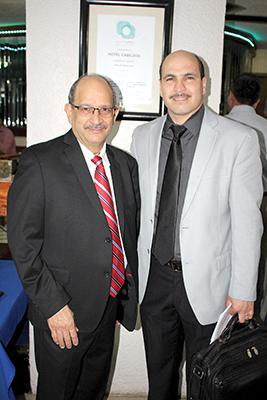Reverendo: Abelardo Batista, Obispo y Presidente de Asamblea de Iglesias Cristianas con sede en Nueva York; Reverendo Oscar Bitar, representante y agente legal a nivel nacional con sede en Ciudad Juárez.