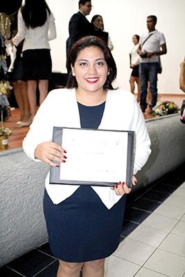 Sabrina Orozco.