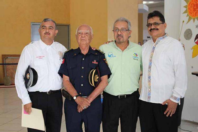 Jorge Barrientos, Jorge Barrientos, Oscar Ballinas, Abel Victorio.