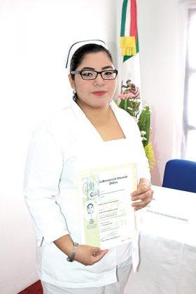 Mariela Córdova.