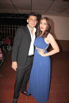Eduardo Cruz, Vanessa Ruiz.