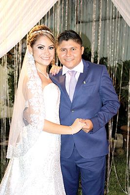 Dalia Zamora, Gabriel Guerrero.